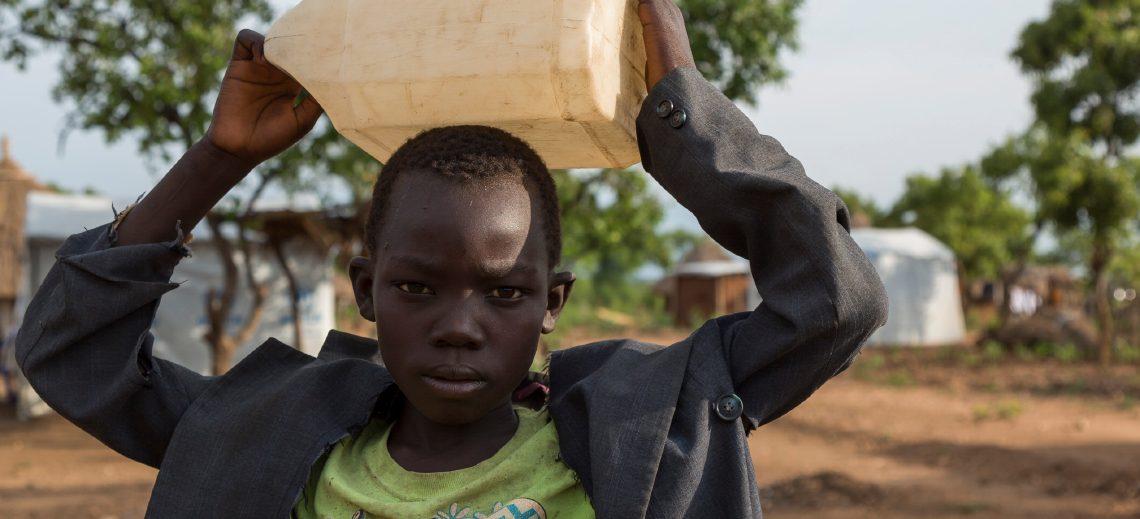 HEKS im Südsudan und in Uganda